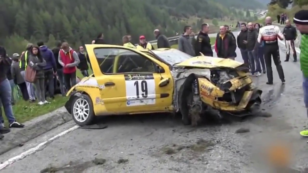 Car Crash Videos from Rally, Drag Race and Formula : by Track Art UK ...