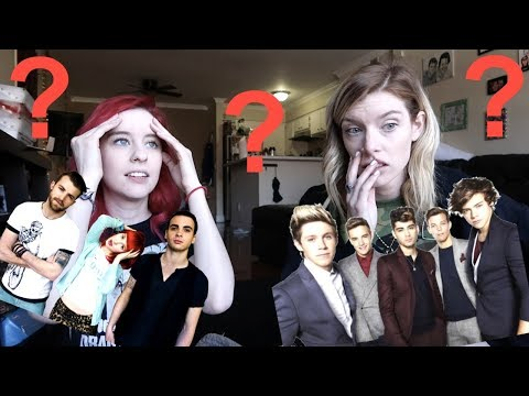 PARAMORE & ONE DIRECTION ONE SECOND CHALLENGE