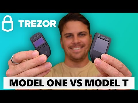 New Trezor Model T Review | Worth the extra money?