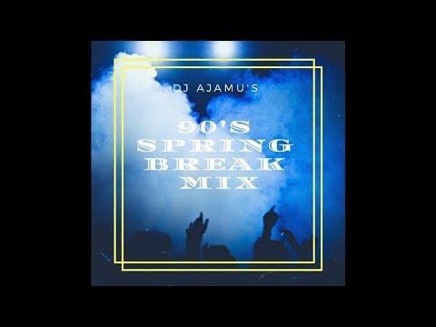 90's Spring Break Mix