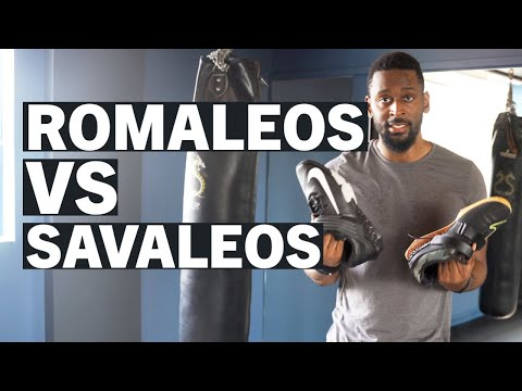 Nike Romaleos vs Savaleos - Which Ones Should You Buy? Nike Weightlifting Shoes Showdown