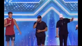 rak su will change your mind with their original six chair challenge the x factor uk 2017