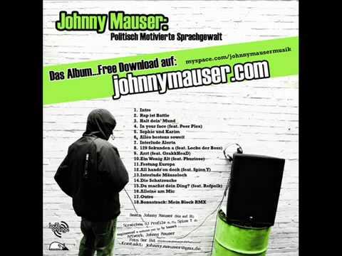 Johnny Mauser  Halt dein Mund