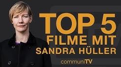TOP 5: Sandra Hüller Filme
