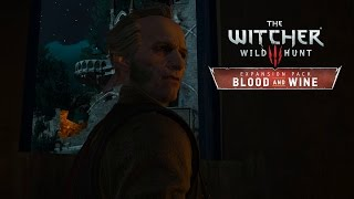 The Witcher 3: Blood and Wine - Regis the Vampire's Return