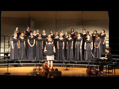 McIntosh High School Bel Canto Chorus - Speak to the Child of Love