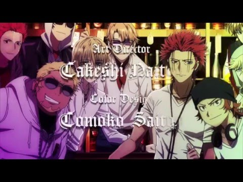 K Anna Mikoto Red Like Roeses Part II AMV