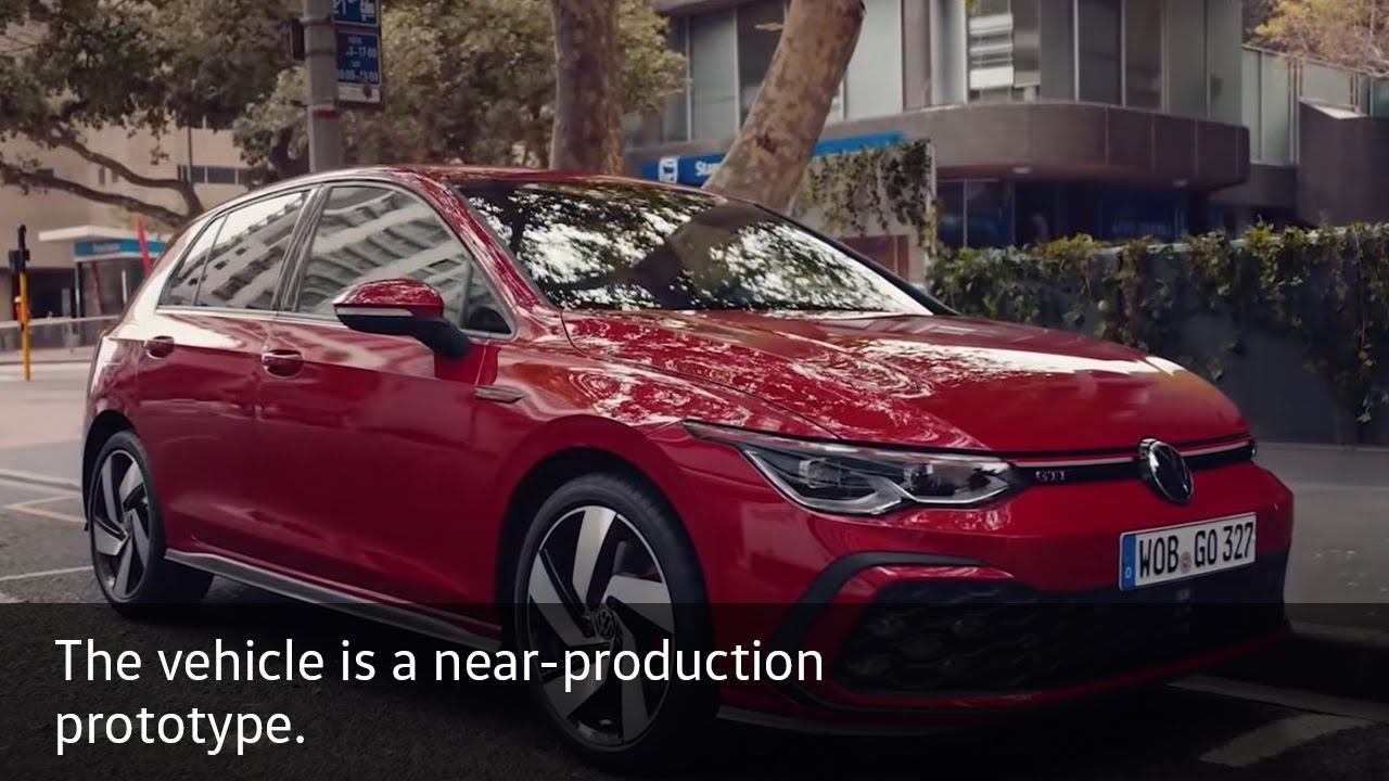 The New Golf Gti Volkswagen Youtube