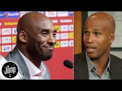 Kobe Bryant is speaking the truth about why Team USA isn't winning - Richard Jefferson | The Jump