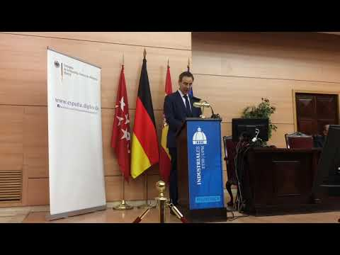 Director-General Berger (Federal Foreign Office) on European and International co-operation