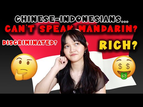 Answering Chinese Indonesian Stereotypes | What It's Like Being a Chindo (Indo Sub)