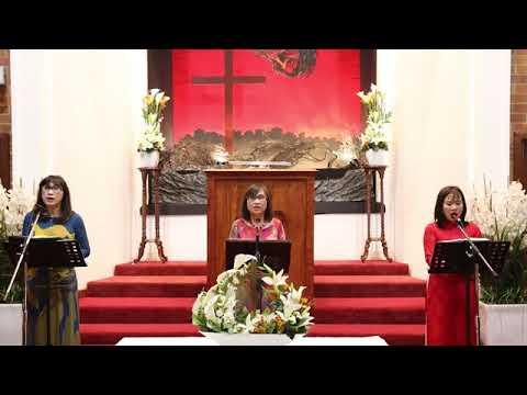 Lễ Thờ Phượng 19-04-2020 - Sống Thỏa Lòng