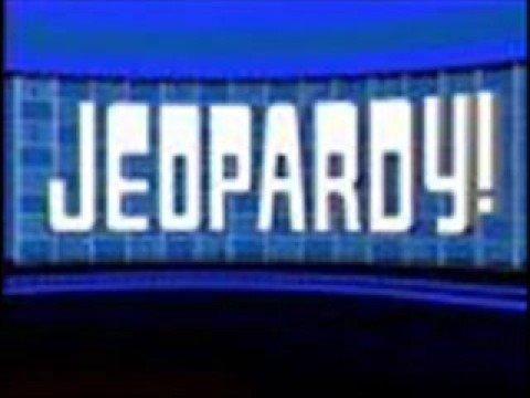 Jeopardy Double Theme