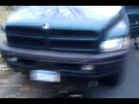 My Dodge Ram V10 2500