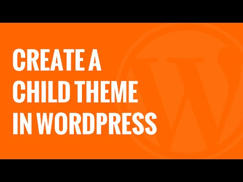 How to create wordpress theme youtube