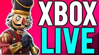 🔴FORTNITE XBOX LIVE!