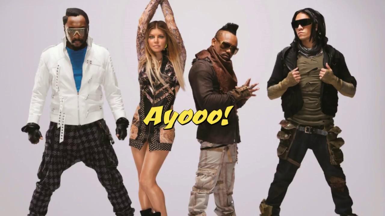 Download The Black Eyed Peas- Light Up The Night (Lyrics+ Sub. Español)