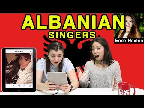Like, DM, Unfollow: Albanian Singers