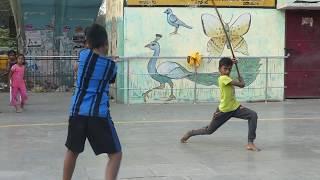 Sunday morning martial arts  Chennai Feb 19