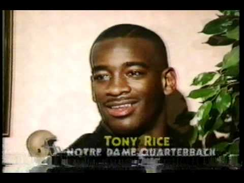 NBC Spotlight on Black Quarterbacks- 1989