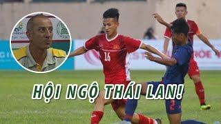 Việt Nam - Thái Lan Hội Ngộ Trong Trận Chung Kết U19 Quốc Tế