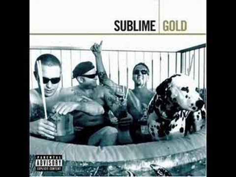 Sublime - Don't Push,  Dog Gone Blues / SHS  Version
