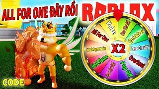 ROBLOX – UNEXPECTED PRE-GAMEPARSE X2 RARE QUIRK ROTARY ALL FOR ONE TOO EASY-(Code) Boku No Roblox
