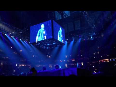Chris Brown do you mind dj Khalid Nicki august Jeremiah future Party Tour 2017 live TD Garden Bosto