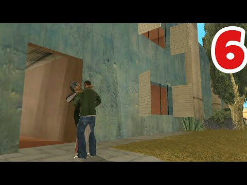Girlfriend!! Grand Theft Auto San Andreas Mobile Gameplay Walkthrough Part 6  