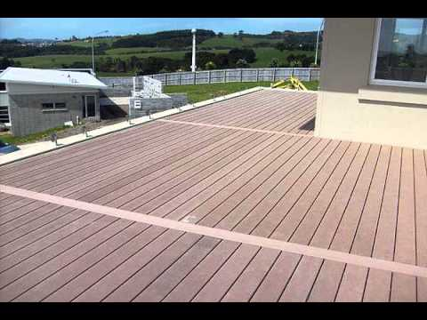 Composite Decking For Inground Pools Wood Plastic