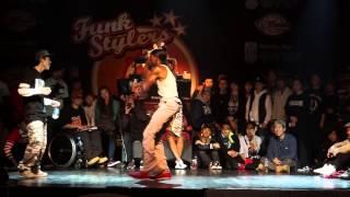 funk stylers vol.5 locking battle final