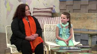 Amira Willighagen - Long TV Interview South Africa - 2014