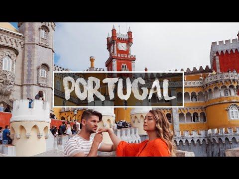 Porto , Lizbon , Sintra , Pena Palace VLOG | Portekiz'de Neler Yaptık ?