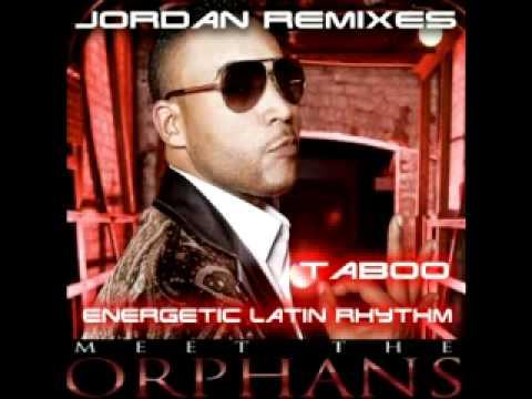 Don Omar Ft. Jordan Alexander - Taboo Remix (Energ...