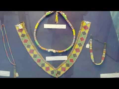 Sudan Khartoum Ethnographic Museum