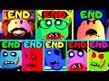 - Roblox - All 15 Endings - Field Trip Z!