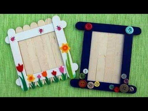 DIY/  Rama Frumoasă Pentru Fotografii/Cute Small  Handmade Frame