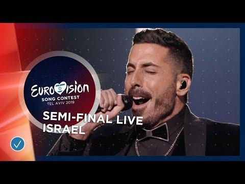 Israel - LIVE - Kobi Marimi - Home - First Semi-Final - Eurovision 2019
