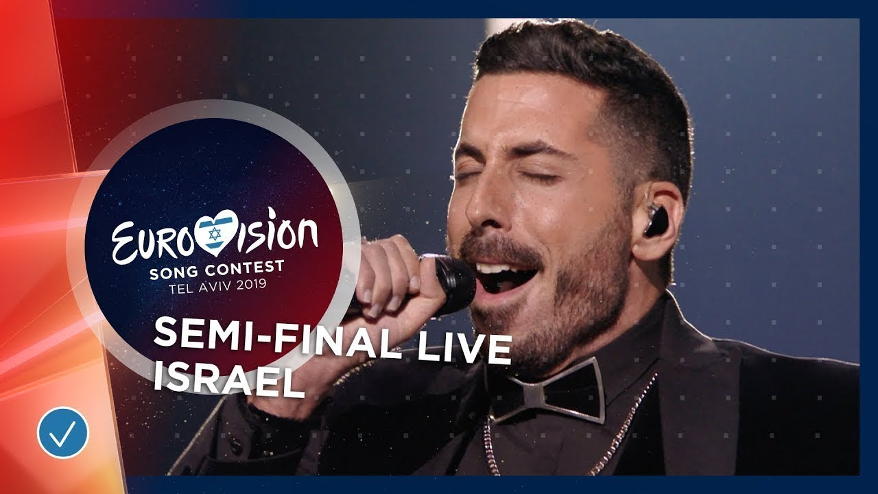 Israel Live Kobi Marimi Home First Semi Final Eurovision 2019 Youtube