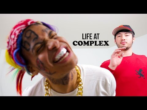 TEKASHI69 STOPS BY THE COMPLEX OFFICE! (PARODY)