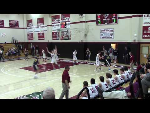 Menlo vs SHP JV Hoops 17'