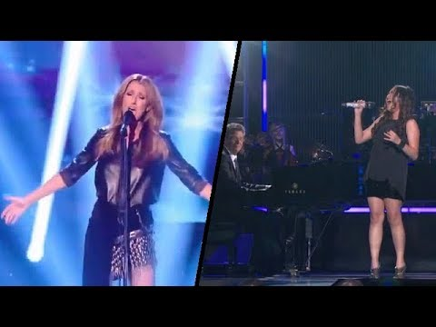 Charice and Celine Dion Duet (All By Myself)