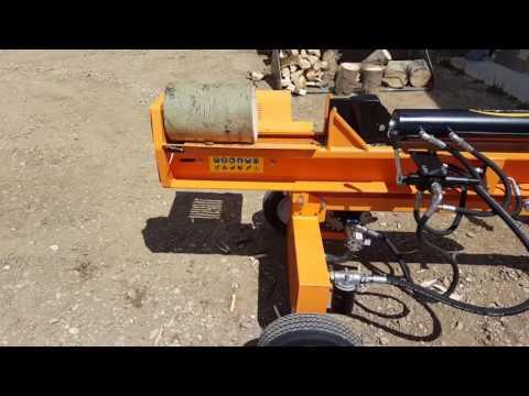 Range Road RR270 Ton Hydraulic Log Splitter