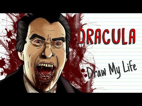 DRACULA | Draw My Life
