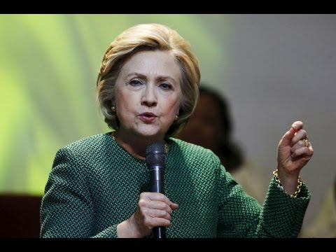 Hillary Clinton is raising money from Wall St. lobbyists & Fossil Fuel Firms