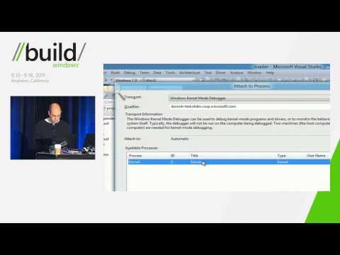 Developing drivers in Visual Studio