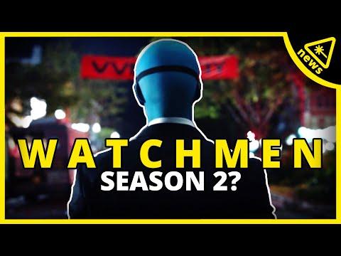 Watchmen Season 2 isn't as Dead as Reports Say! (Nerdist News w/ Dan Casey)
