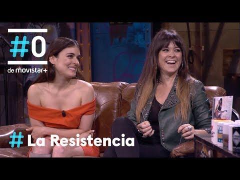 LA RESISTENCIA - Entrevista a Vanesa Martín y Adriana Ugarte