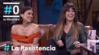 LA RESISTENCIA - Entrevista a Vanesa Martín y Adriana Ugarte   #LaResistencia 08.05.2019
