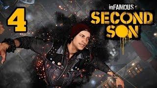 Прохождение Infamous: Second Son (Второй сын) — Часть 4: В погоне за светом